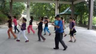 LA MUCHACHITA CHA CHA Line Dance_BM Leong
