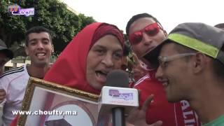 طرائف مضحكة مع الوداديين خلال مباراة الوداد البيضاوي و العين الاماراتي |