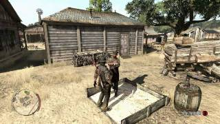Red Dead Redemption How To Get Bollard Twins Outfit