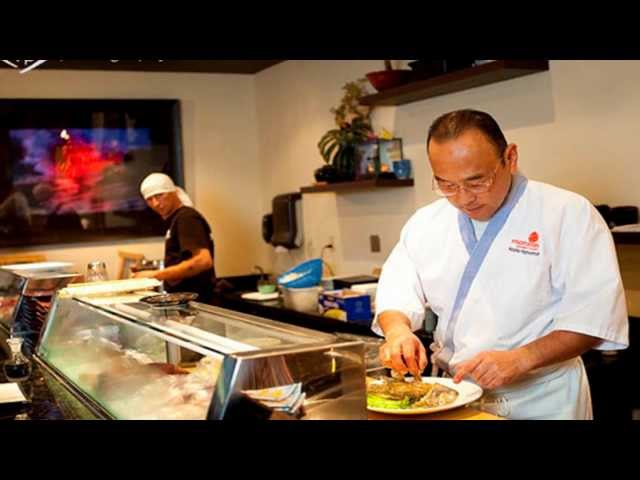Hawaii Sushi & Noodles at Monstera Restaurant 808-887-2711