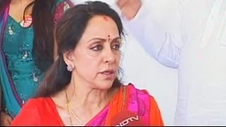 Send this Laxmi to Parliament, Hema Malini urges voters