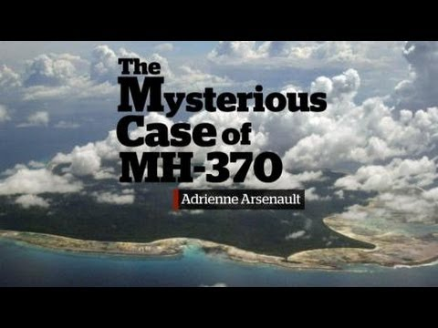 The mysterious case of Malaysia Airlines Flight MH370
