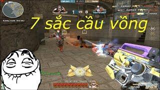 [ Bình Luận CF ] M4A1-Transformer đổi màu - Tiền Zombie v4