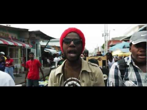 Chronixx - Behind Curtain
