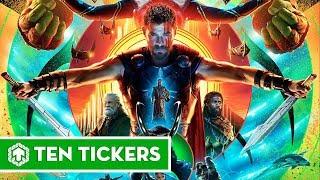 Top 10 chi tiết thú vị trong Thor: Ragnarok Trailer 2 - Ten Tickers Đặc biệt