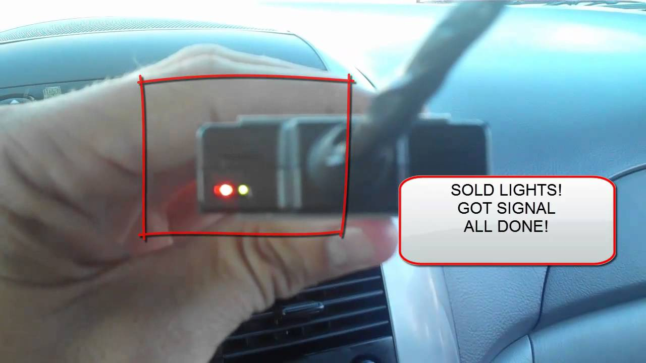 how to install car gps tracking unit into vehicle using dome light youtube. Black Bedroom Furniture Sets. Home Design Ideas