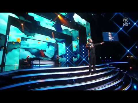 Robbie Williams Go Gentle Live @ Bambi awards 2013