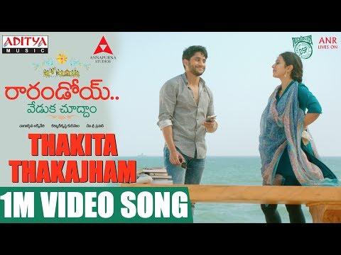 Thakita-Thakajham-1M-Video-Song