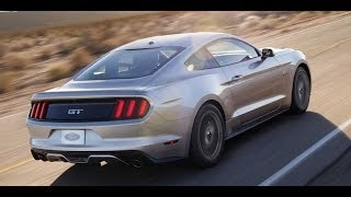 2015 FORD MUSTANG- TEST DRIVE