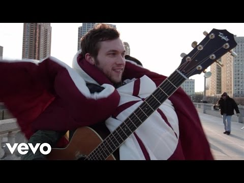 Phillip Phillips - Raging Fire (Behind The Scenes) Music Videos