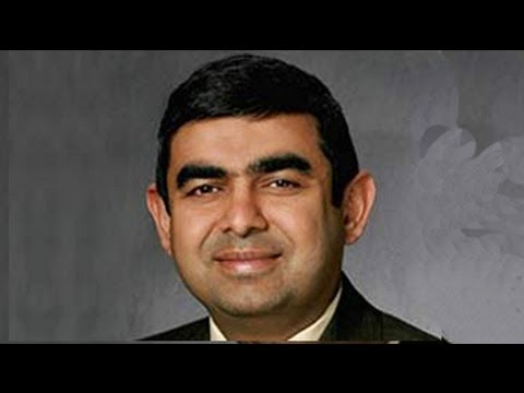 Infosys names Vishal Sikka as new CEO, Narayana Murthy to step down