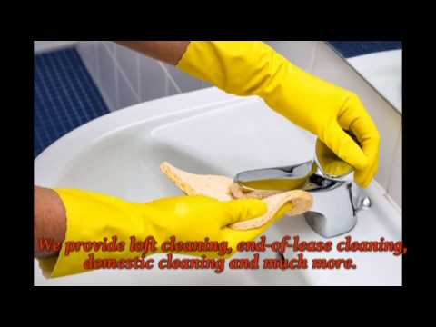 Cleaning Services Acton - YouTube