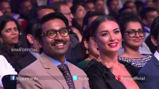 Nikki Galrani Super Dance Performance SIIMA 2015 Awards