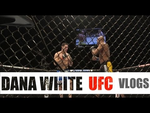 Dana White UFC 169 Vlog - Episode 1