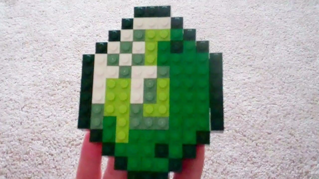 Lego minecraft emerald ore lego minecraft emerald