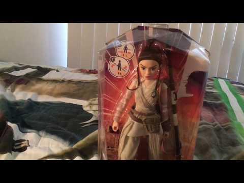 Star Wars Forces Of Destiny: Rey of Jakku Hasbro 12