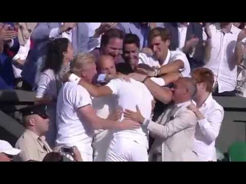 Novak Djokovic wins Wimbledon 2014