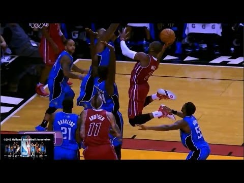 Dwyane Wade Offense Highlights 2013/2014