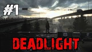 Custom Zombies - Deadlight | A VERY Challenging ZCT Modded Map (Part 1)
