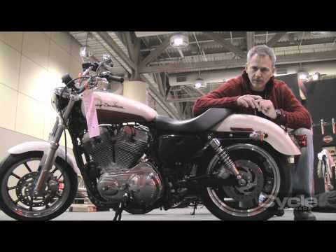 Toronto Motorcycle Show: 2011 Bikes