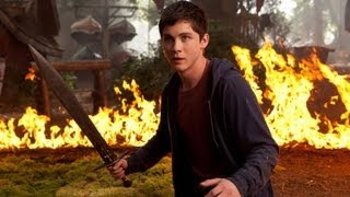 Percy Jackson: Sea Of Monsters Official Trailer 1 [HD
