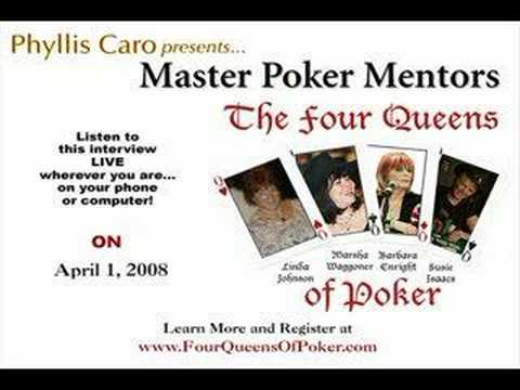 Win at Poker - Woman or Not, Susie Isaacs2 Pt.8
