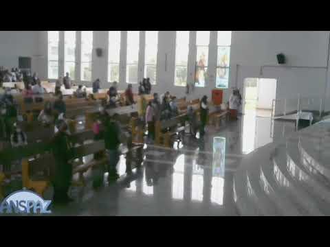 Santa Missa Nossa Senhora Aparecida | 12.10.2021 | Terça-feira | Padre Fernando Silva | ANSPAZ