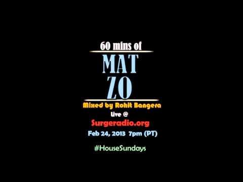 60 mins of Mat Zo
