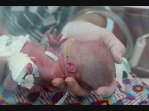 Baby Born At 27 Weeks