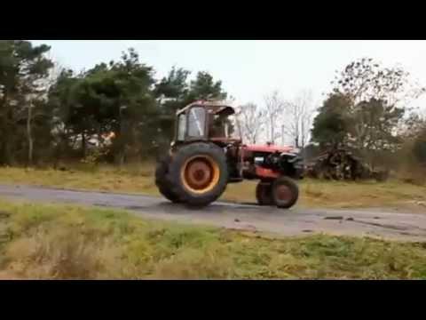 Traktori Me i Shpejt ne Bot - Tractor fastest in the world