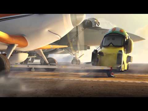 Disney's Planes | Official Disney Trailer | HD