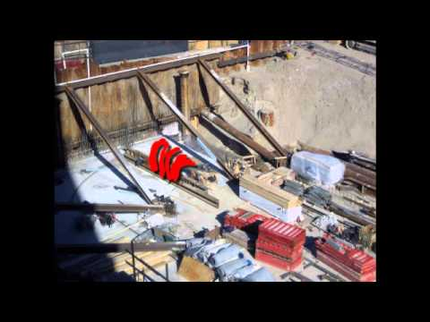 h class 15 lect part 3 avi - office tower construction, foundation