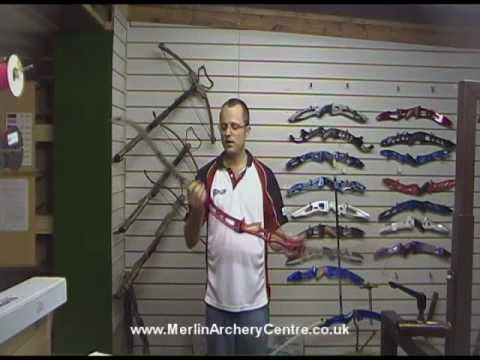 Part 2 of 2 - Samick Vision Recurve Bow Review by Merlin Archery