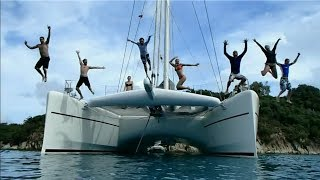 A Five Day Sample Vacation On Sailing Catamaran Orion In