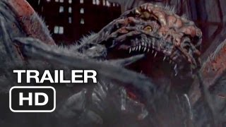 Spiders 3D Official Trailer #1 (2013) Science Fiction