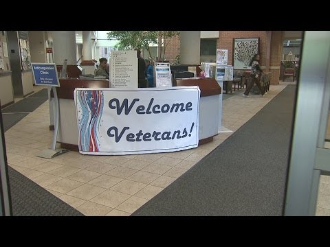 Free lung cancer screening for veterans