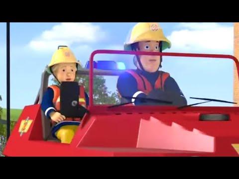 Požiarnik Sam - Sam je pripravený hasiť