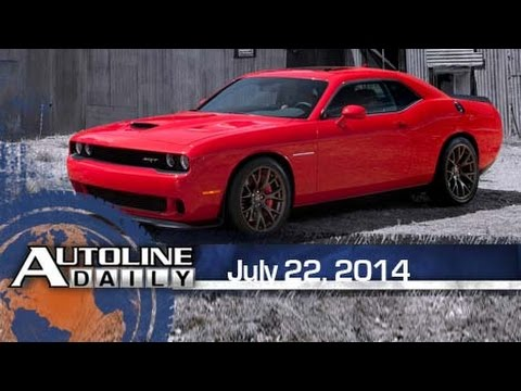 Future of Battery Tech? Challenger Hellcat Driving Impressions - Autol
