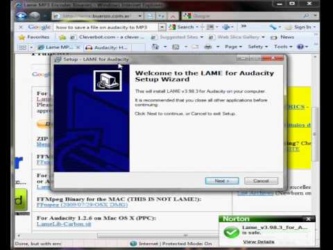 how to add file as track in audicity
