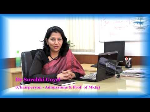 PGDM Admissions at Asia-Pacific Institute of Management by Dr. Surabhi Goyal