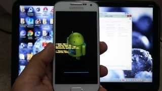 How To Root & Unroot Samsung Galaxy S4 Mini I9190