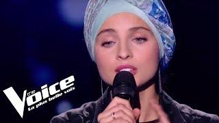 Leonard Cohen - Hallelujah | Mennel Ibtissem | The Voice France 2018 | Blind Audition