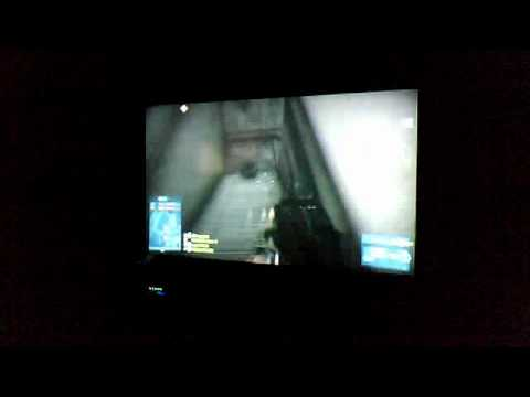 BF3 first video from 1.3megapixel laptab