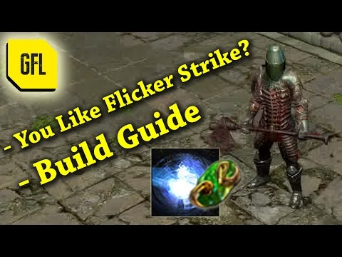 Path of Exile 2.3: Flicker Strike Slayer 2H Axe Build Guide