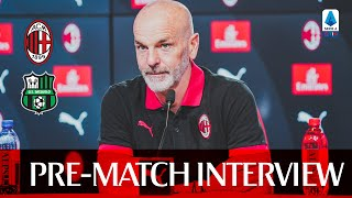 #MilanSassuolo | Pre-match press conference