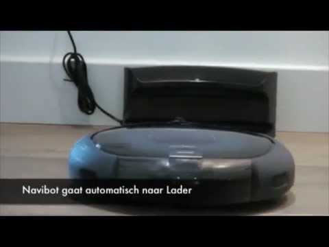 samsung navibot robot stofzuiger reiniger nettoyeur aspirateur robot product video. Black Bedroom Furniture Sets. Home Design Ideas