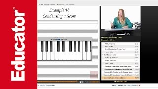 """Score Reading"" 