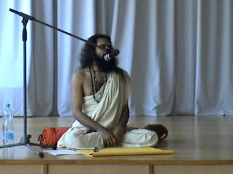 Шри Госвами Яшенду Джи. Про здоровье ума (12.08.2007), ч.2