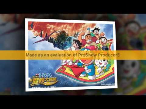 nhạc Doraemon- Nobita và thế giới phép thuật