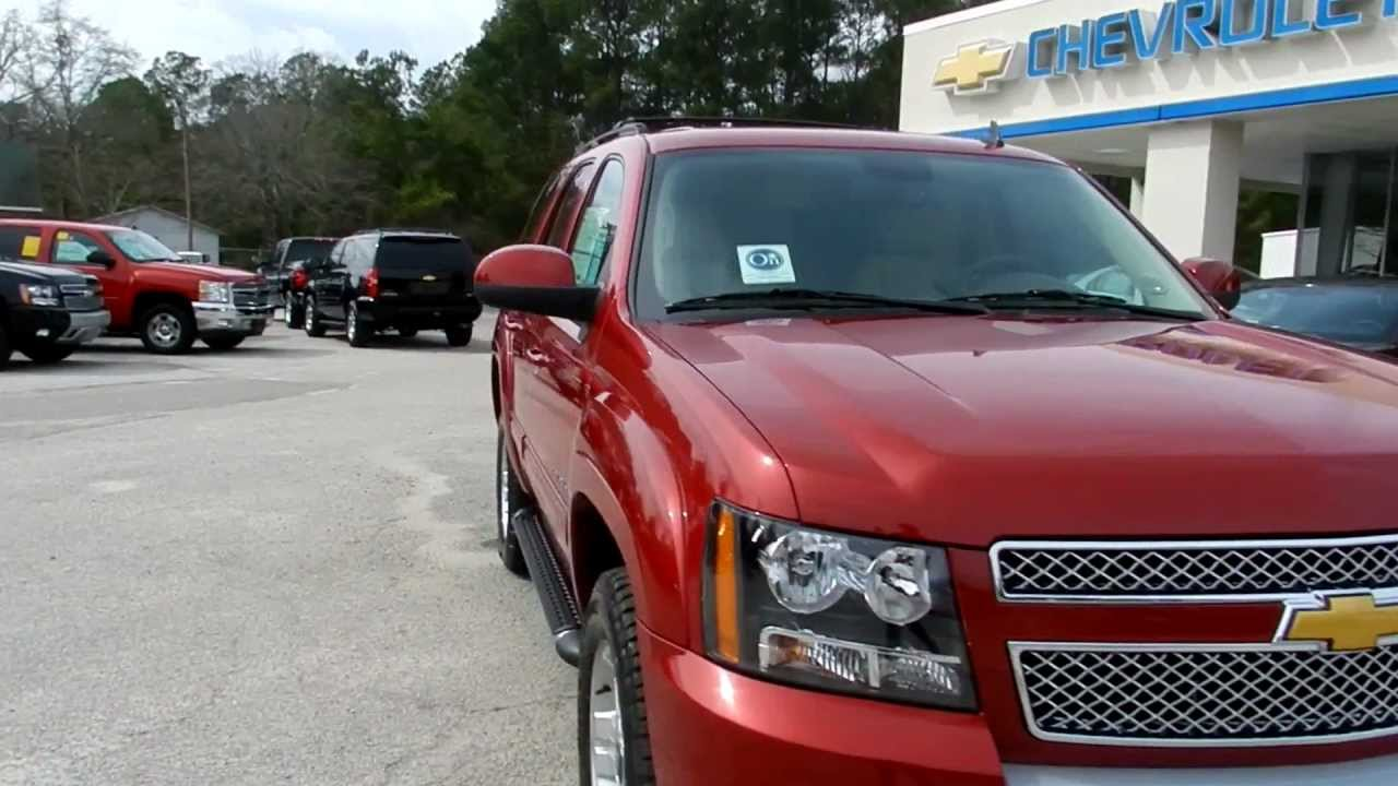 2012 chevrolet tahoe z71 charleston sc stock 12c141 youtube. Cars Review. Best American Auto & Cars Review